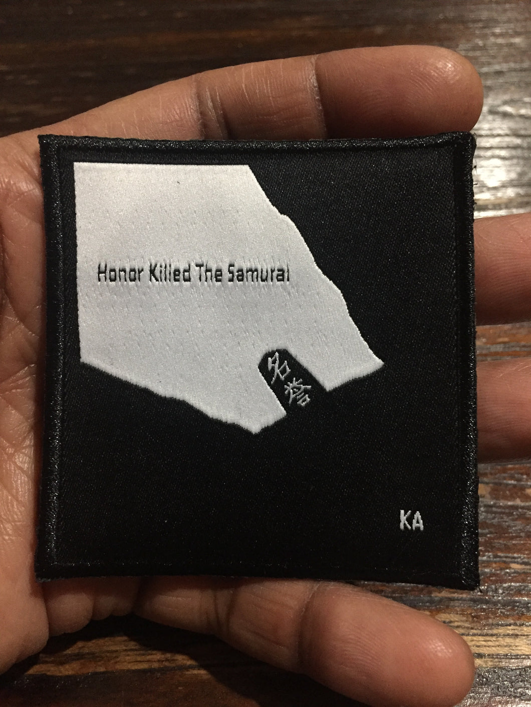 Honor Killed The Samurai Patch