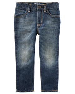 Straight Fit Jean - Authentic Tinted Wash