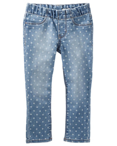 Polka Dot Jeggings