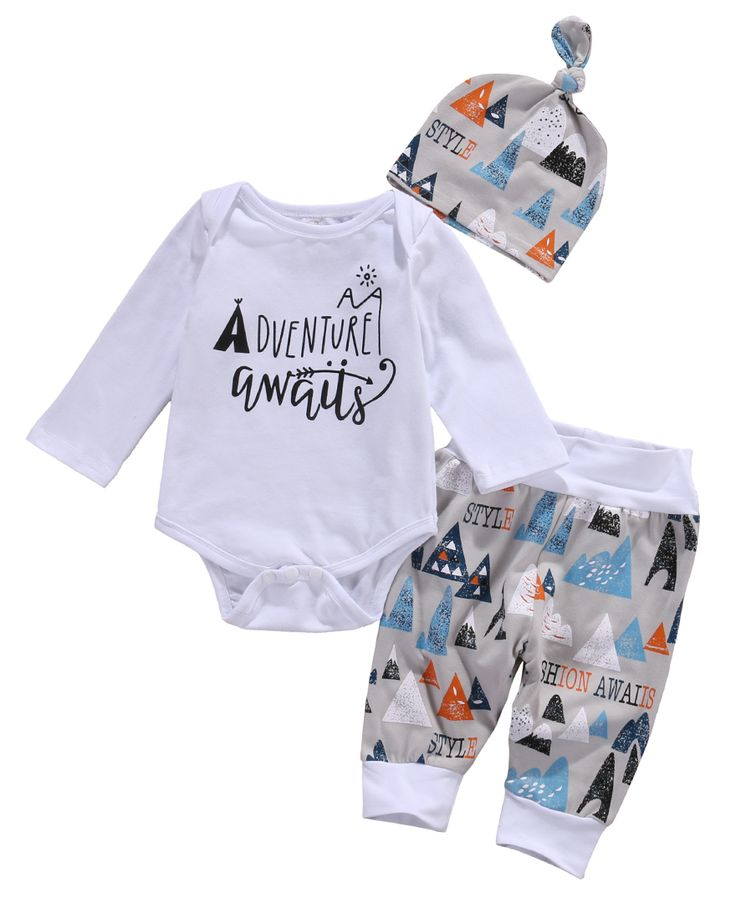 Kids Clothing Combo Set