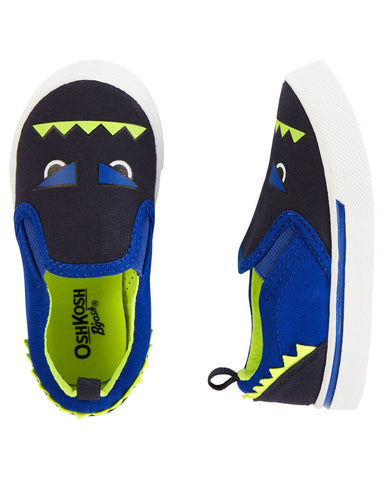 Monster Slip-On Shoes