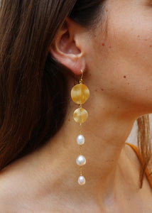 Piatto Earrings