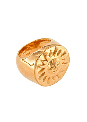 Luce del Sole Signet Ring