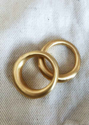 Imperfetto Rings Set of Three