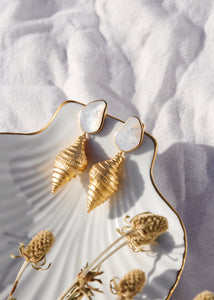 Conchiglia Earrings
