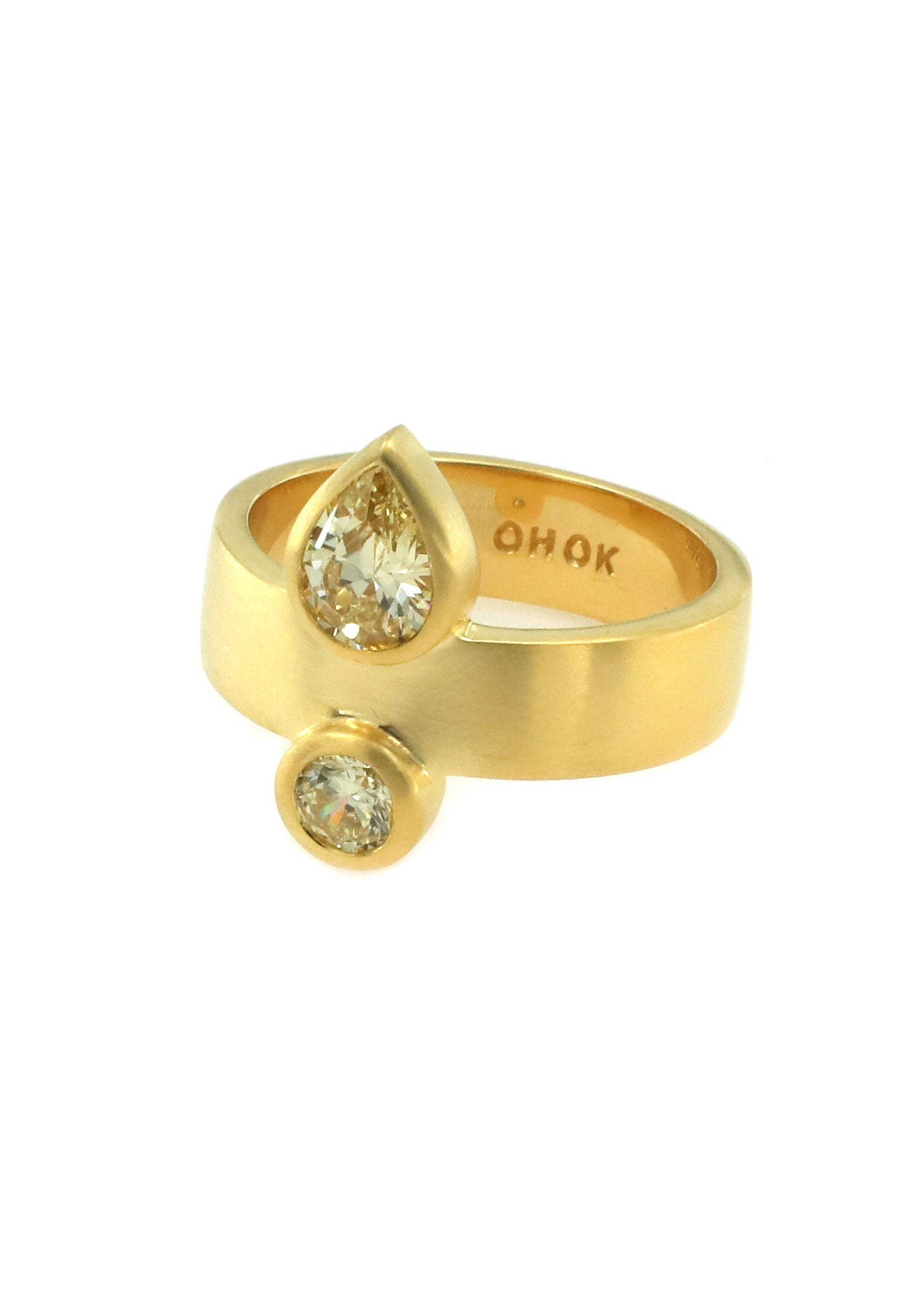 Giallo Ring