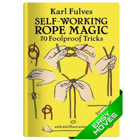 Self Working Rope Magic Book