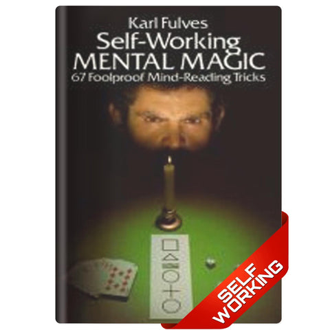 Self Working Mental Magic Book
