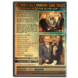Ultimate Self Working Card Tricks Vol 1