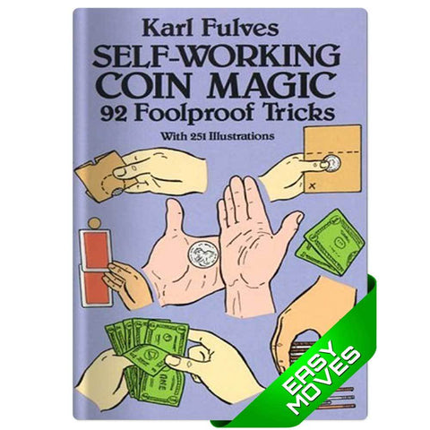 Self Working Coin Magic Book
