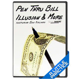 Pen Thru Bill