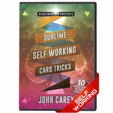Sublime Self Working Card Tricks