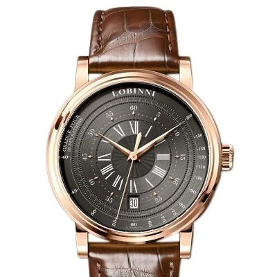 men rose gold watches 6
