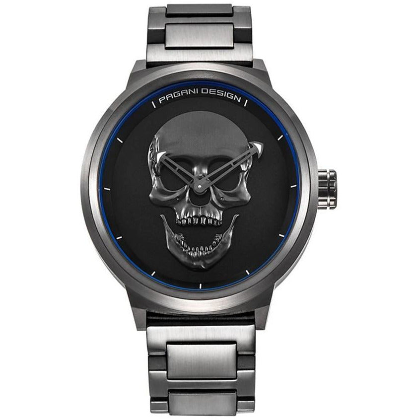 watches with skull face