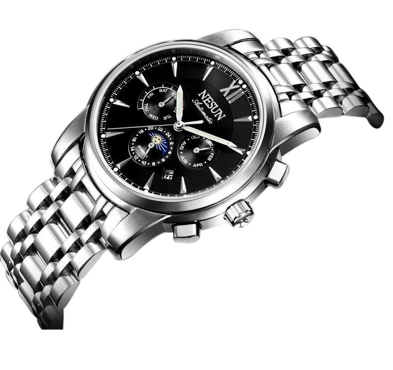 stainless steel watch mens