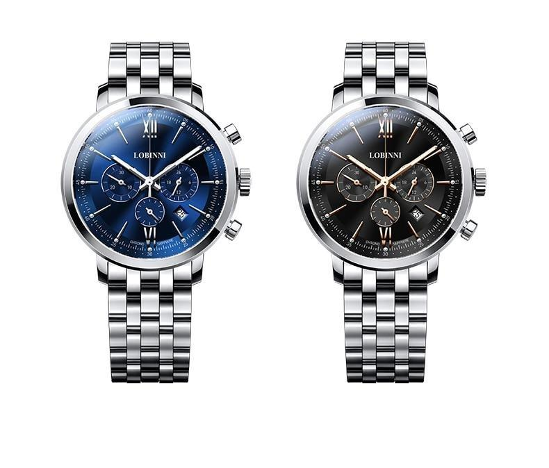 chronograph watch men