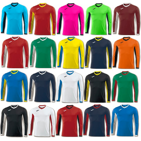 Joma Champion Long Sleeve Shirt