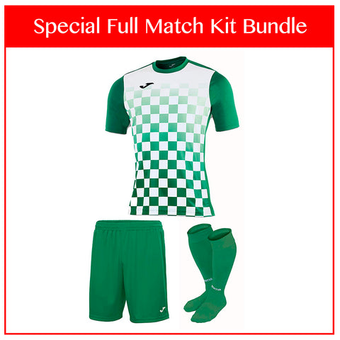 Joma Flag Full Match Kit Bundle