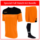 Kappa Mareto Full Match Kit Bundle
