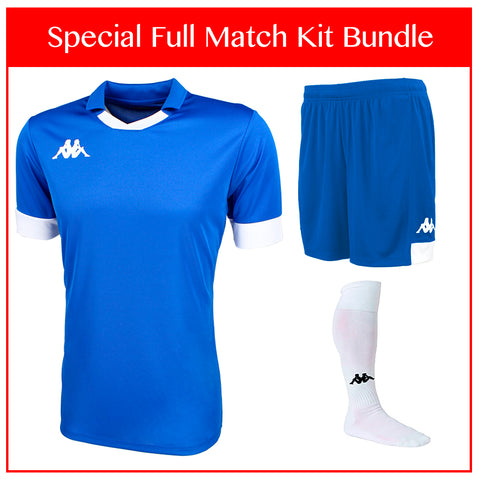Kappa Tranio Full Match Kit Bundle
