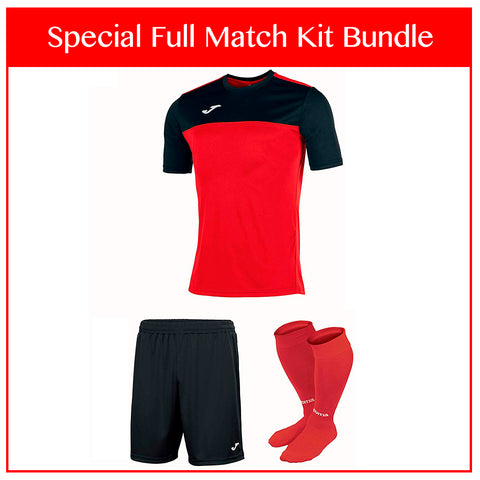 Joma Winner Full Match Kit Bundle