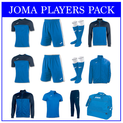 Joma Elite Winner Players Pack