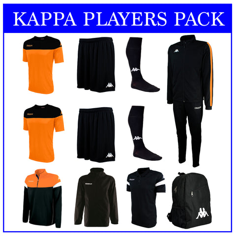 Kappa Elite Players Pack