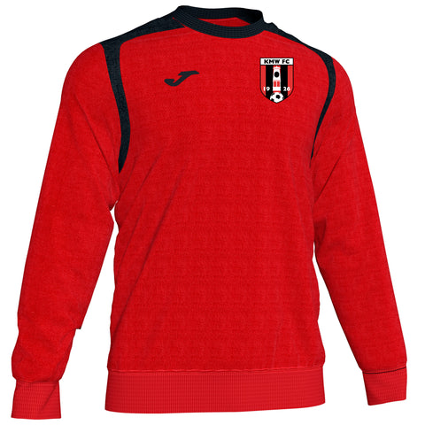 Kimberley Miners Welfare Warm Up Jumper (Juniors & Adults)