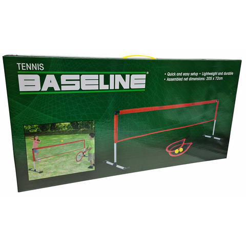 Baseline 2 Player Tennis Set