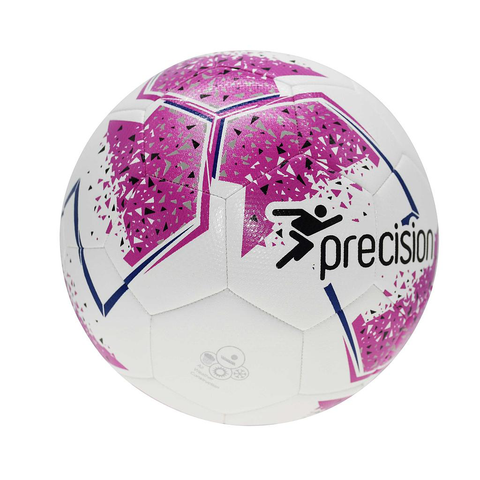 Precision Fusion IMS Training Ball White/Pink/Purple/Grey