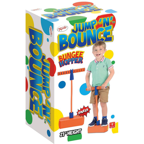 Jump 'N' Bounce Bungee Bouncer
