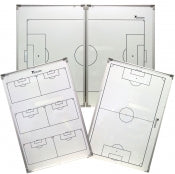 "Precision Double-Sided ""Folding"" Soccer Tactics Board 90X120cm"