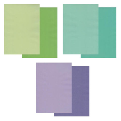 Provence Bundle <br/>Groovi Two Tone Parchment Paper A4 <br/>+ FREE Bottle Green/Cranberry Crush Parchment!