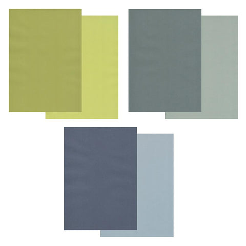 Skye Bundle <br/>Groovi Two Tone Parchment Paper A4 <br/>+ FREE Bottle Green/Cranberry Crush Parchment!