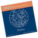 Primrose & Friends Round <br/>A6 Square Groovi Baby Plate