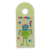 Groovi Go! Monster Figure <br/>3 Part A6 Groovi Plate <br/>(Set GRO-GO-40808-19)