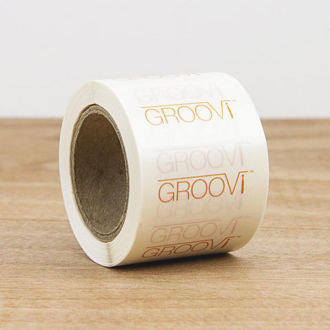 Groovi Sticker Tabs Roll of 500