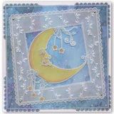 Linda's Welcome Baby <br/>A5 Square Groovi Plate Trio