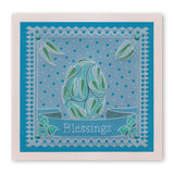 Easter <br/>A5 Square Groovi Plate Set