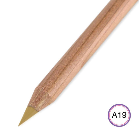 Perga Liner - A19 Yellow Ochre Aquarelle Pencil