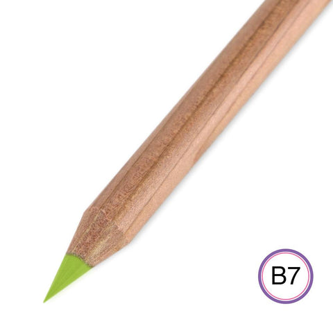 Perga Liner - B7 Green Basic Pencil