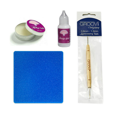 Perga-Crystals Accessories Kit
