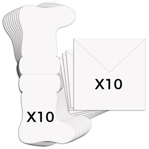 Stocking - Card Blanks & Envelopes