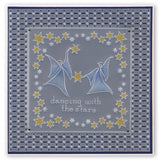Would You Like to Swing on a Star? <br/>A5 Square Groovi Plate Set