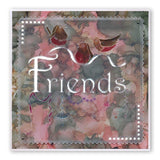 Love & Friends Dangles <br/>A5 Groovi Plates