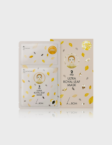 A. by BOM ULTRA ROYAL Leaf Mask