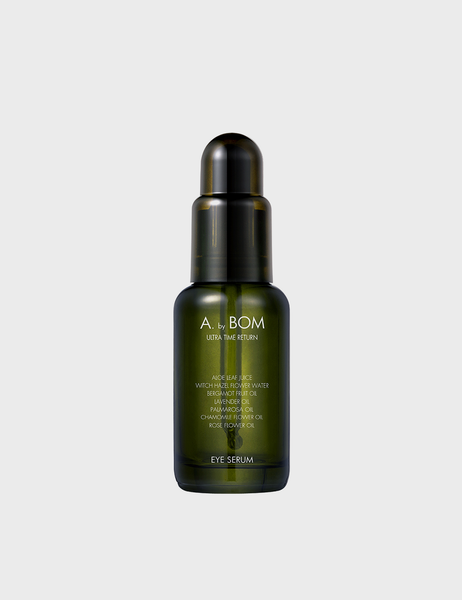A. by BOM ULTRA TIME RETURN Eye Serum