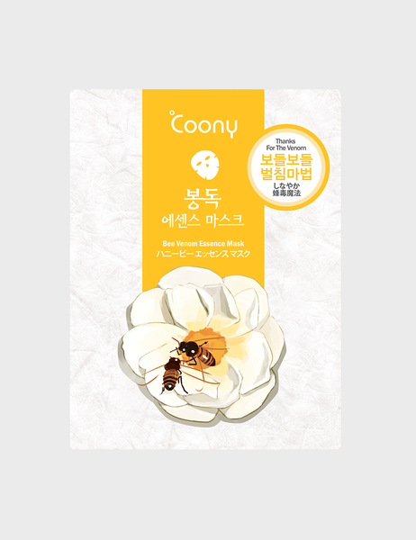 Coony Bee Venom Essence Mask