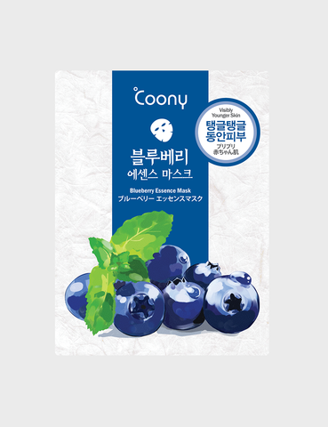 Coony Blueberry Essence Mask