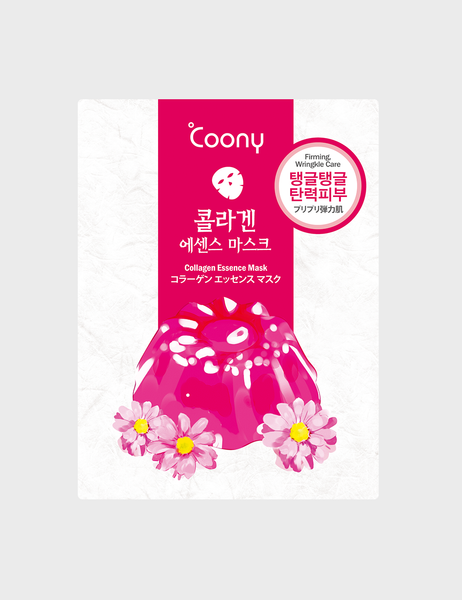 Coony Collagen Essence Mask